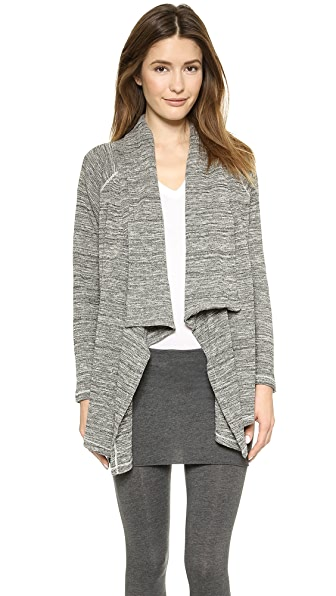 Splendid Marble Thermal Cardigan