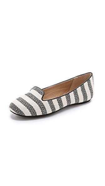Kupi Splendid online i prodaja Splendid Cannes Striped Smoking Flats Black haljinu online