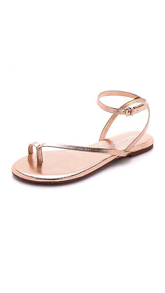 Splendid Marbeya Ankle Strap Thong Sandals