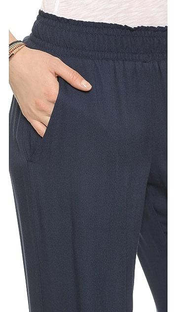 Splendid Woven Wide Leg Pants
