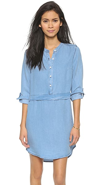 Splendid Chambray Shirtdress