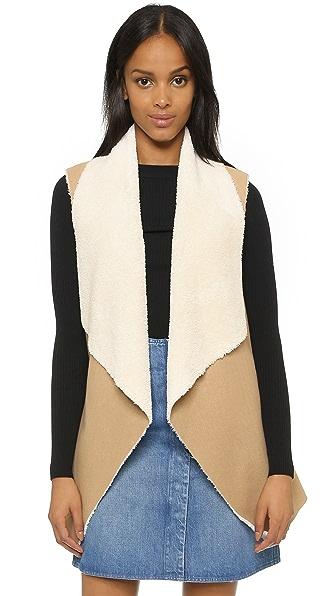 Splendid Keane Sherpa Vest