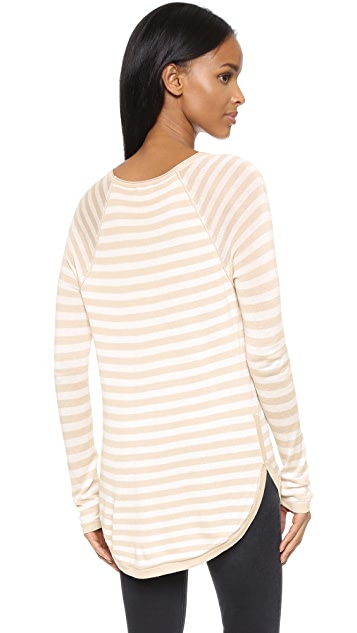 Splendid Easel Striped Sweater