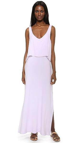 Splendid Mediterranean Maxi Dress