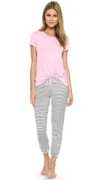 Splendid Stripe PJ Set