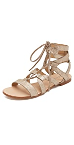 Cameron Gladiator Sandals                Splendid