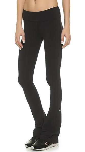 SPLITS59 Raquel Flare Performance Leggings in Black