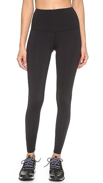 SPLITS59 Bardot High Waisted Leggings in Black