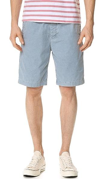 Splendid Mills Pigment Dye Shorts