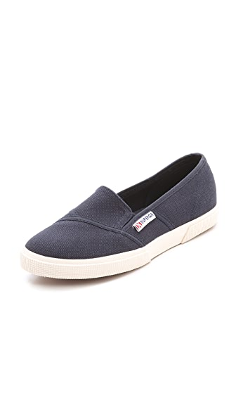Superga Slip On Sneakers