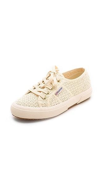 Superga Woven Cotu Sneakers