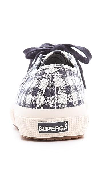 Superga Checker Cotu Sneakers