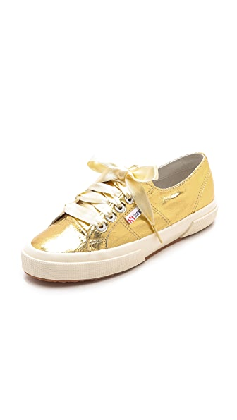 Superga Metallic Cotu Sneakers