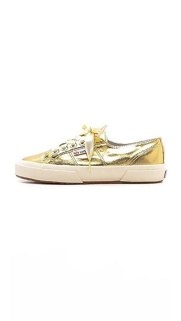 Superga Metallic Cotu Sneakers