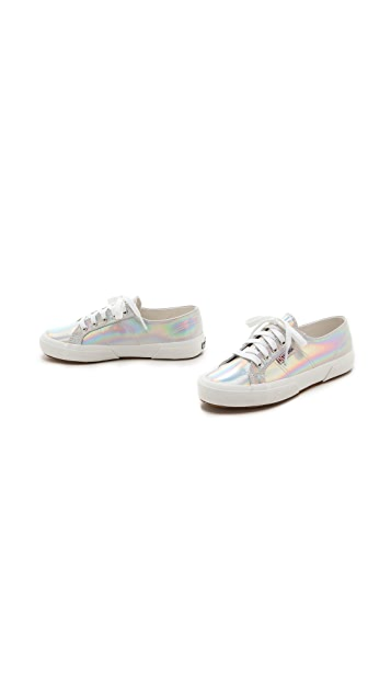 Superga Mirrored Sneakers