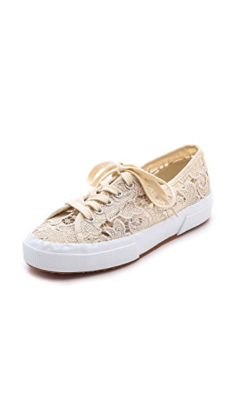 Superga Lace Sneakers