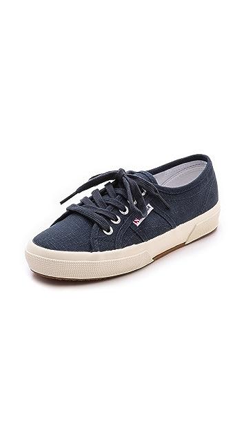 Superga Linen Sneakers
