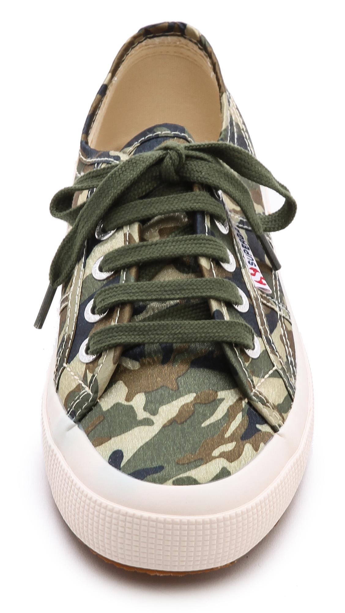 Superga Camo Cotu Sneakers | SHOPBOP