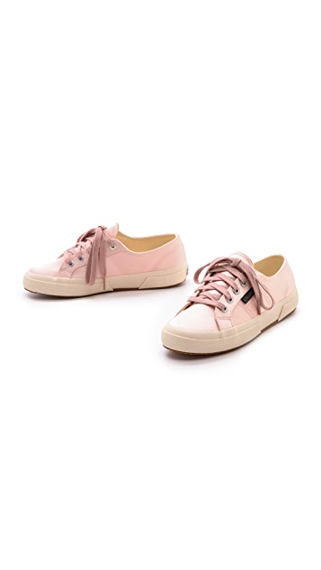 Superga The Man Repeller x Superga Satin Classic