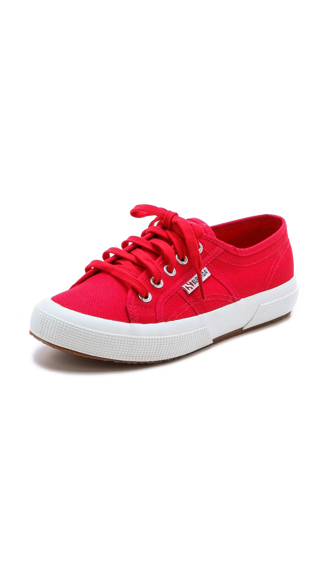 Photo of Superga 2750 Cotu Classic Sneakers Maroon Red - Superga online