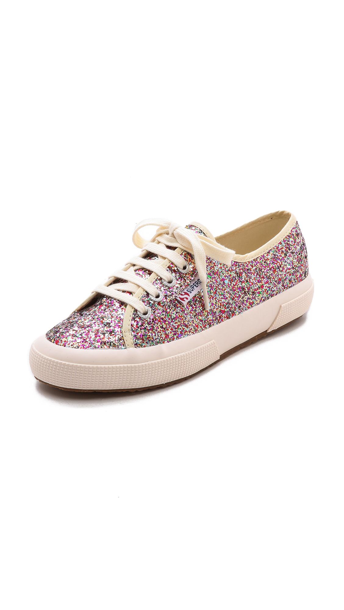 Superga® Glitter Sneaker ouMtjgvD