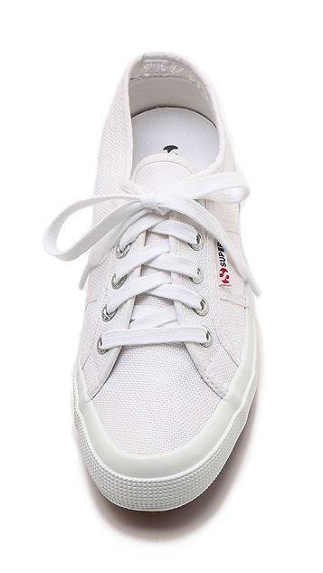 Superga Cotu Wedge Sneakers