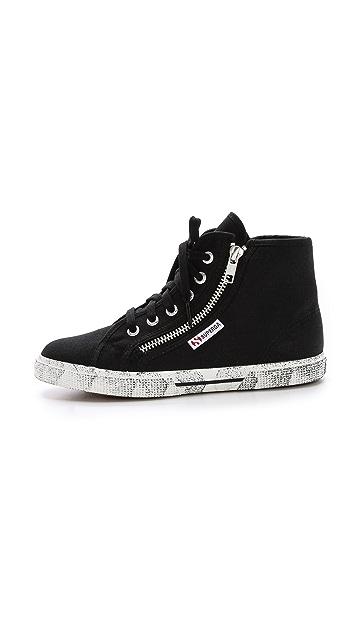 Superga High Top Sneakers