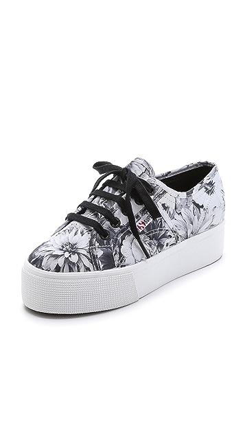 Superga Annabel Platform Sneakers