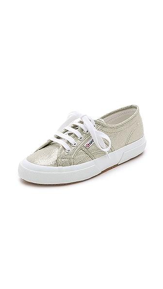 Superga Cotu Glitter Sneakers