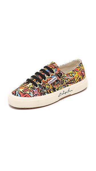 Superga Domingo Zapata x Superga Sneakers