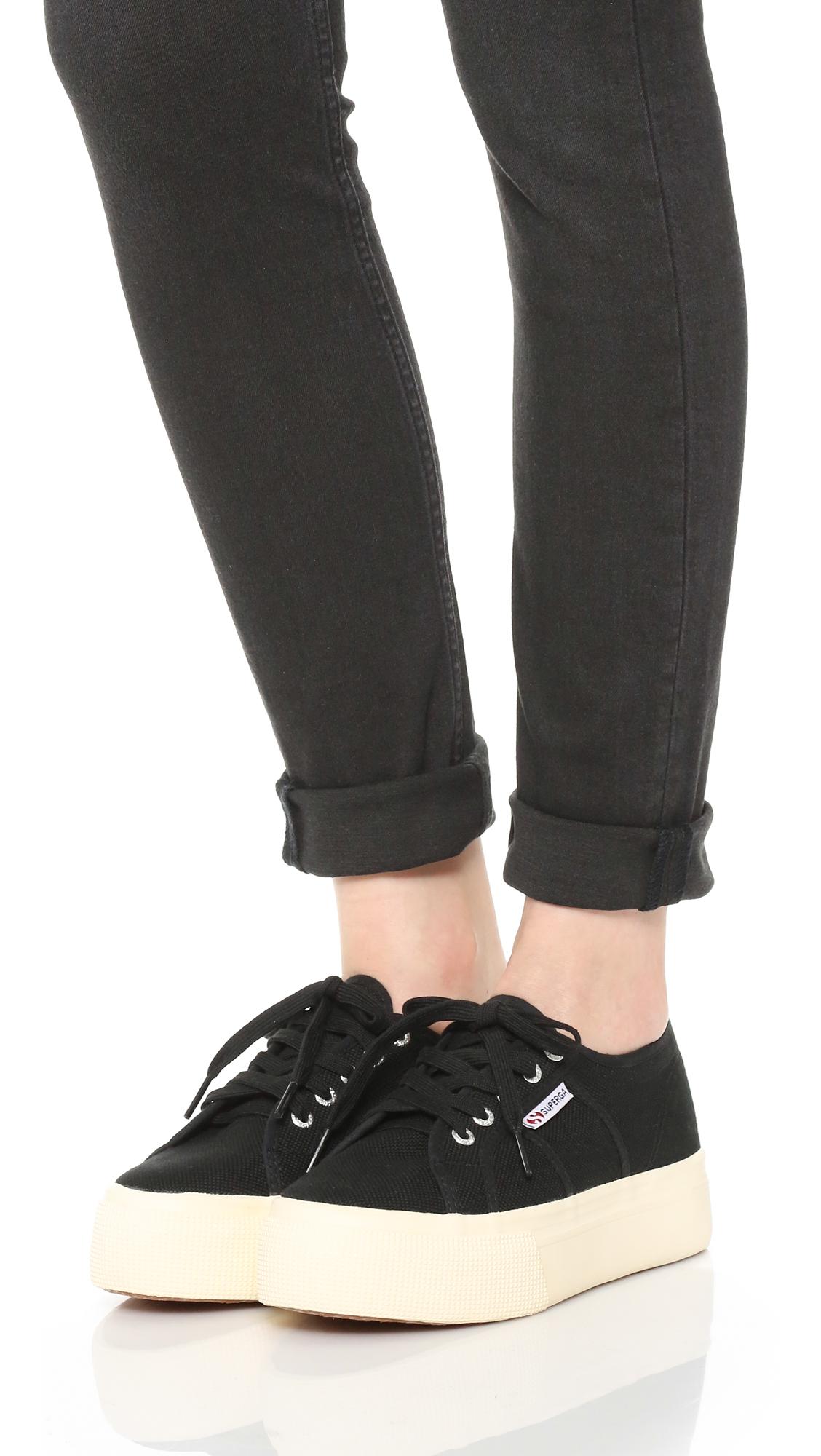 0d4e28ec70f0 Superga 2790 ACOTW Platform Sneakers