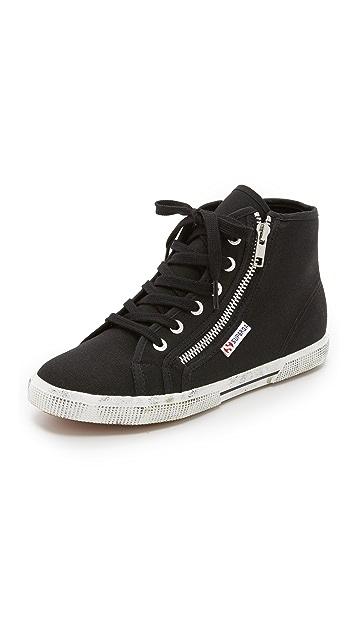 Superga 2224 COTDU High Top Sneakers