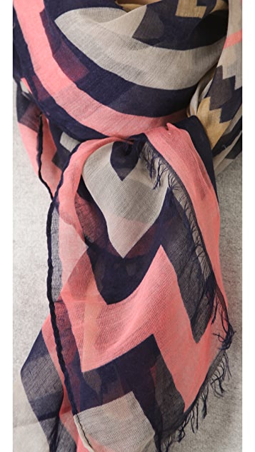 Spun Scarves by Subtle Luxury New Mexico Scarf