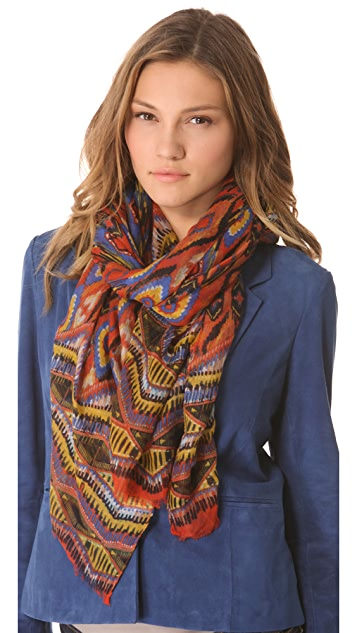 Spun Scarves by Subtle Luxury Nordic Scarf