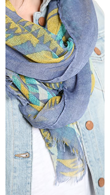 Spun Scarves by Subtle Luxury Ruins Scarf