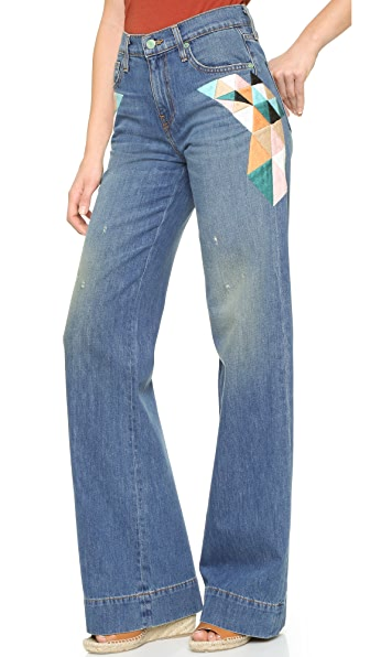 Sandrine Rose The Wide Leg Jeans