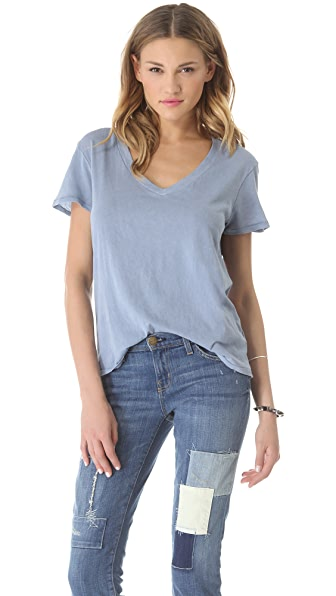 Stateside V Neck Tee