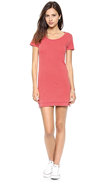 Stateside Supmia Slub T-Shirt Dress