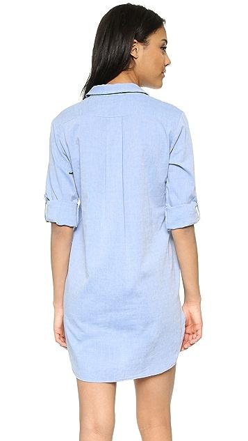 Stateside Relaxed Shirtdress