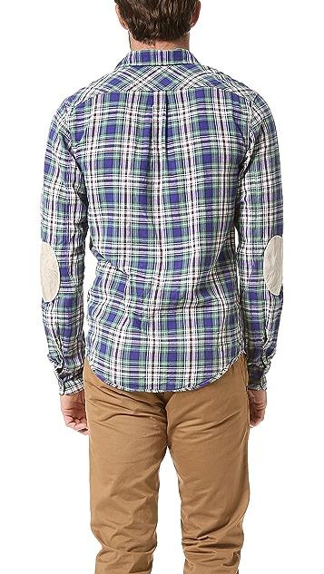 Scotch & Soda Happy Herringbone Shirt
