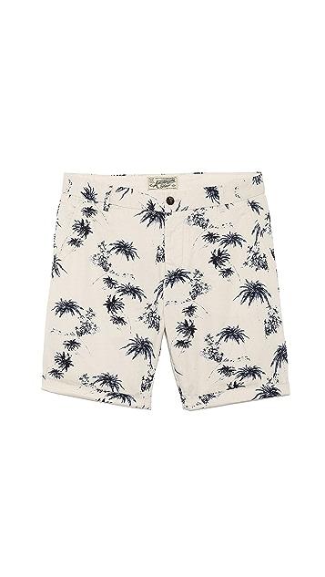 Scotch & Soda Hawaiian Shorts