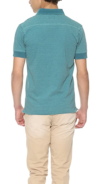 Scotch & Soda Short Sleeve Polo