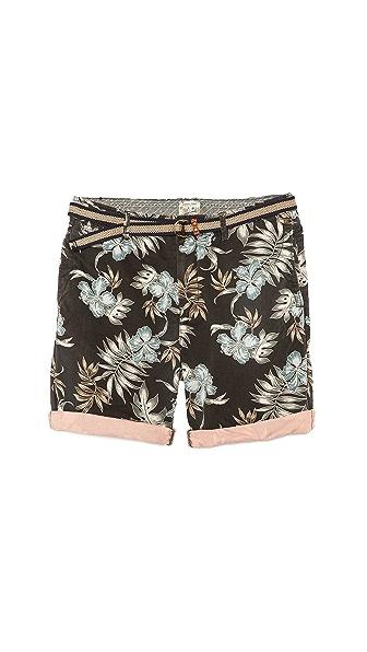 Scotch & Soda Chino Shorts with Belt