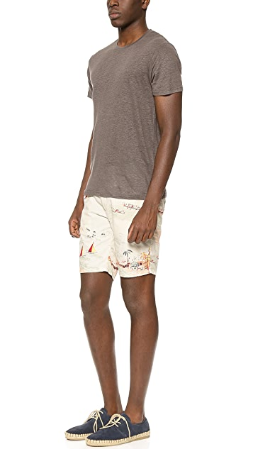 Scotch & Soda Chino Shorts