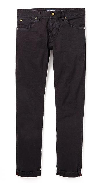 Scotch & Soda Ralston 5 Pocket Jeans