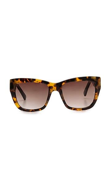 Sunday Somewhere Chely Metal Sunglasses