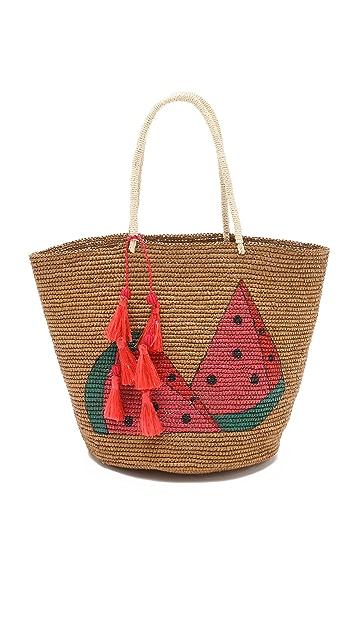 Sensi Studio Watermelon Tote
