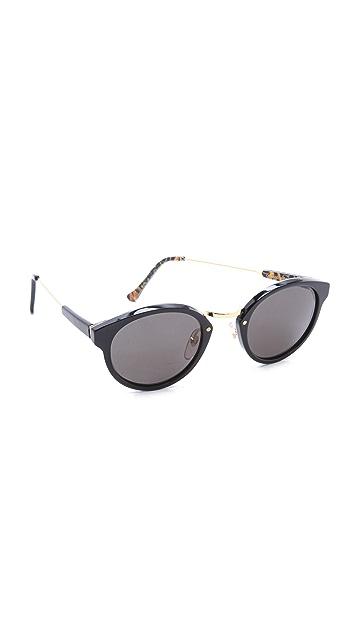 Super Sunglasses Maiolica Panama Sunglasses