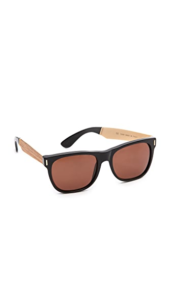 Super Sunglasses Basic Francis G Wood Sunglasses