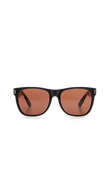 Super Sunglasses Basic Francis G Wood Sunglasses